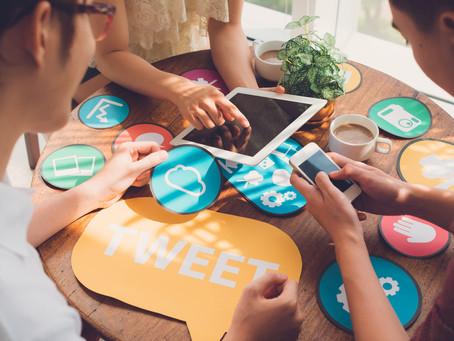 Redes sociais: comunicação direta com o cliente