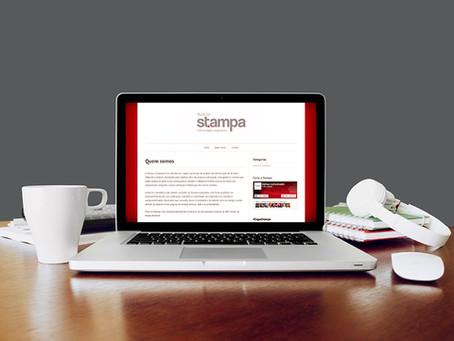 Blog da Stampa está no ar!