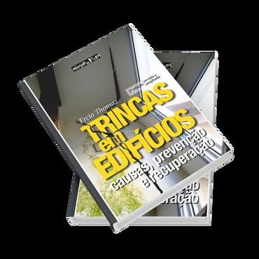 Trincas em edifícios - 2ª ed. - Impresso ou e-book (2020)