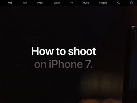 Aprenda a fotografar com vídeo-aulas da Apple