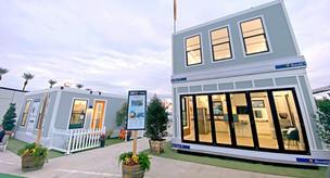 Empresa estadunidense apresenta casa dobrável e pronta para morar em uma hora