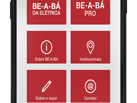 App Be-a-Bá da Elétrica