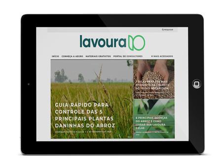 Blog Lavoura