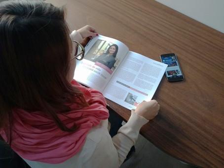 Revista corporativa: informação especializada para gerar leads