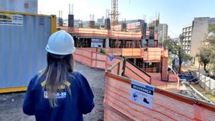 Conselho fiscaliza obras de novo hospital da Santa Casa de Misericórdia de Porto Alegre