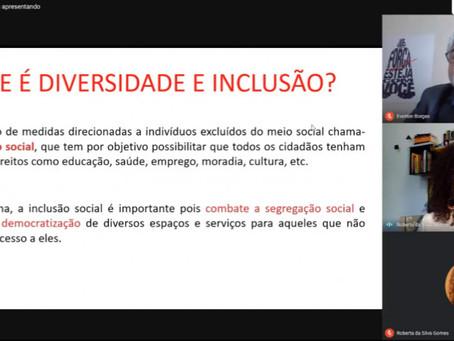 Diversidade e Inclusão nas Ações de Fiscalização é tema de palestra promovida pelo GAF