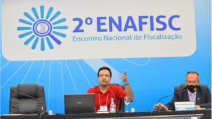 Dosimetria objetiva chama atenção no Encontro Nacional de Fiscalização