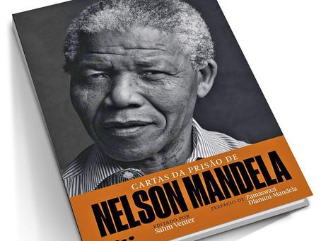 Livro Cartas da prisão de Nelson Mandela