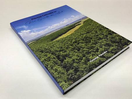 Livro retrata paisagens das florestas cultivadas no Rio Grande do Sul