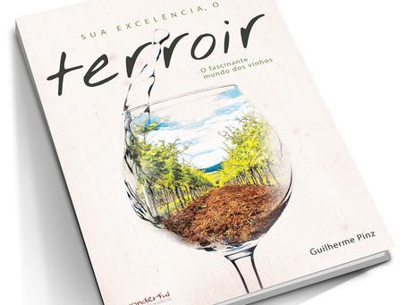 Livro Sua Excelência, o Terroir – O fascinante mundo dos vinhos