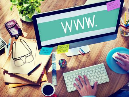 A importância dos sites institucionais