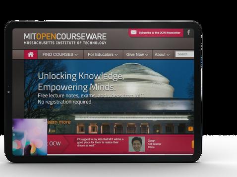 MIT Open Course Ware