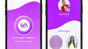 Engenheira cria app que protege mulheres vítimas de violência