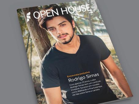 Rodrigo Simas, Buddy Valastro e Nalu Pelo Mundo são destaques da Open House Fisa