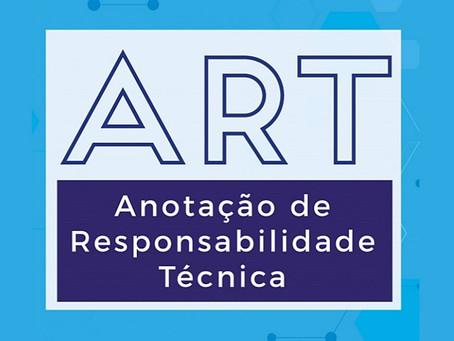 Definidos valores das anuidades e ART para 2021
