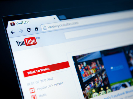 YouTube permite vídeos em 360°