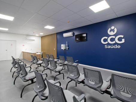 CCG Saúde segue plano de expansão e apresenta clínica resolutiva