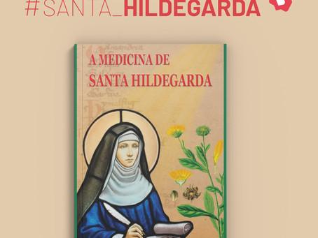A medicina de Santa Hildegarda