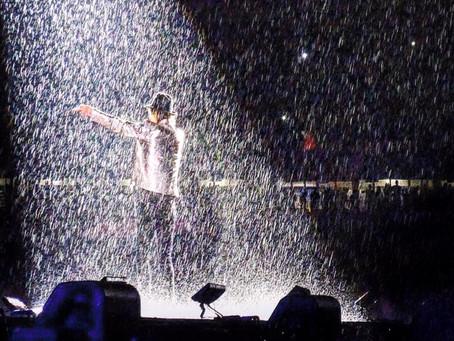 Rolling Stones fazem chover em Porto Alegre