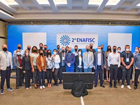 Motivação marca segunda edição do Enafisc