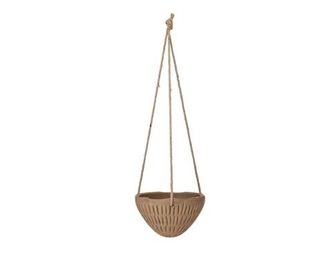 Flowerpot Hanging Terra D21cm