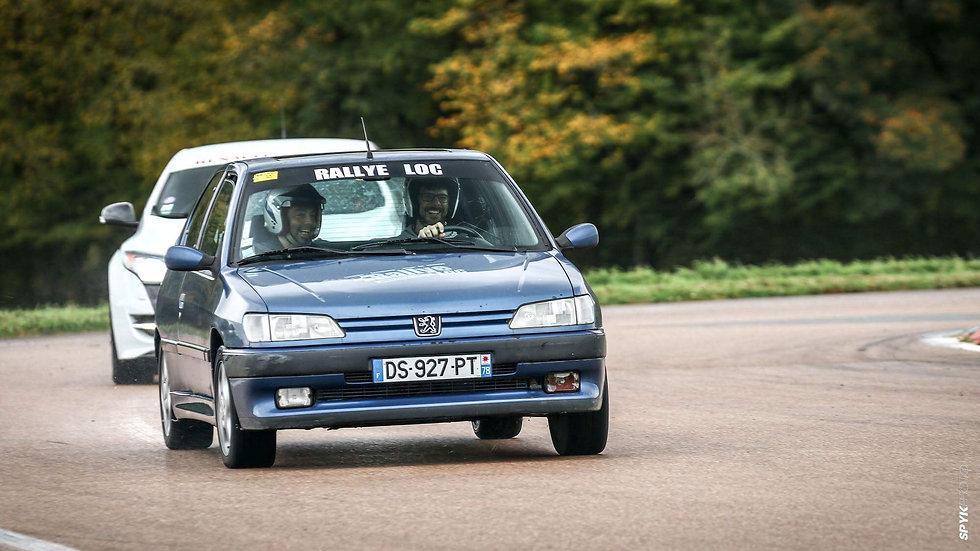 Stage de pilotage Peugeot 306 XSI