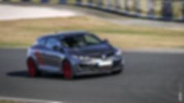Coaching pilotage en Megane 3 RS Trophy - Rallye Loc