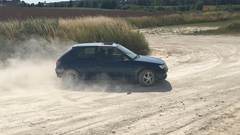 Stage Terre Peugeot 306 XSI