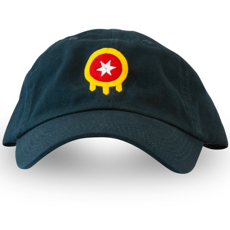 Tulsa Flag Shield Dad Hat