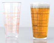 STILLWATER, OK - OKLAHOMA STATE - COLLEGE TOWN MAP PINT GLASS SET