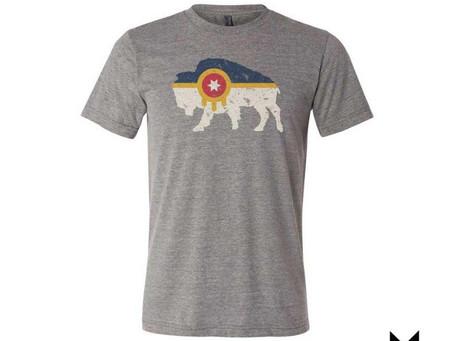 Tulsa Flag & Route 66 Mens T-shirts & Shirts