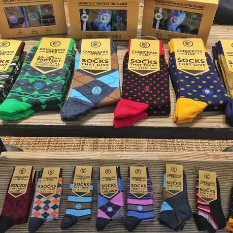 ConsciousStep Socks for Men