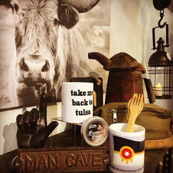 Mancave Decor and Gifts