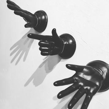 Porcelain Hands