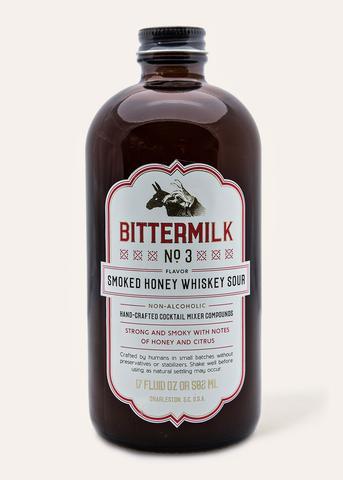 Bittermilk - No.3 - Smoked Honey Whiskey Sour