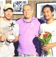 From left: Director Snowy (Pholchaya Met