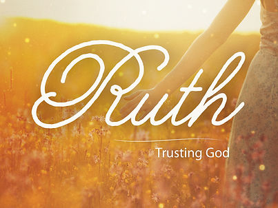 Ruth The Story of Redemption Sermon Powe
