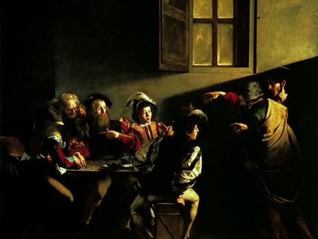 Caravaggio dipingeva con le lucciole