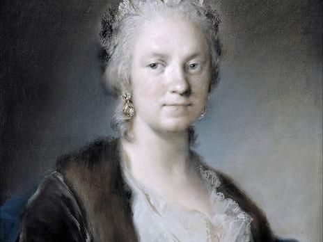 Rosalba Carriera: la donna dei pastelli