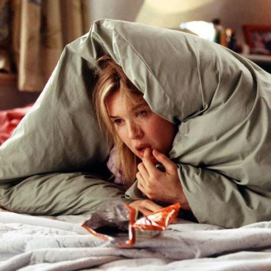 Renee Zellweger in Bridget Jones' Diary (2001)