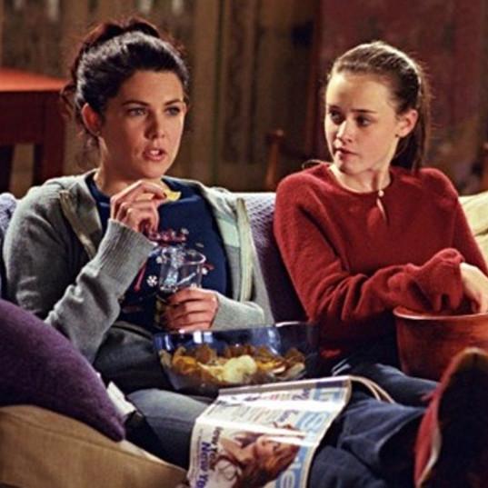 Lauren Graham in Gilmore Girls
