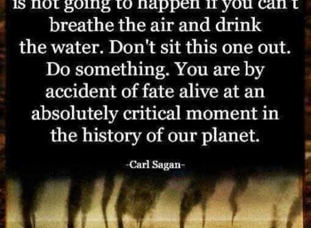 Ne dihaj v prazno