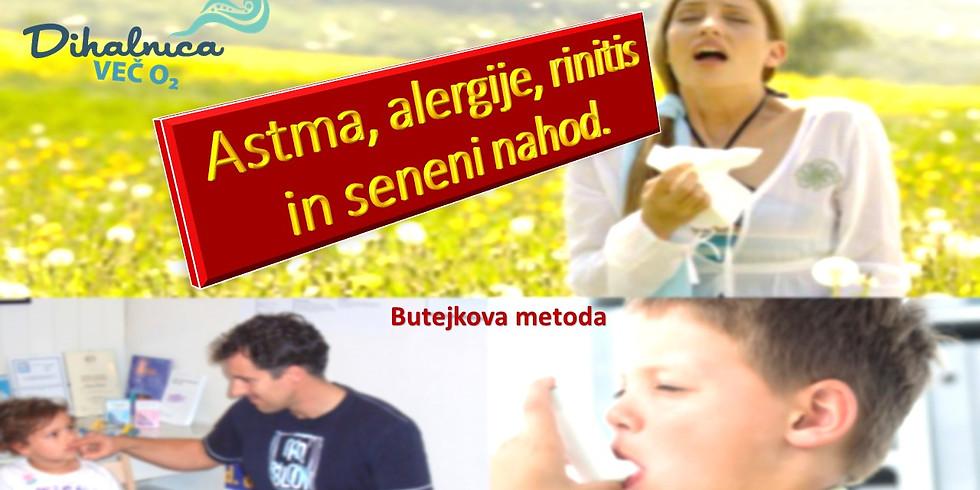 Astma in alergije - popust ob svetovnem dnevu