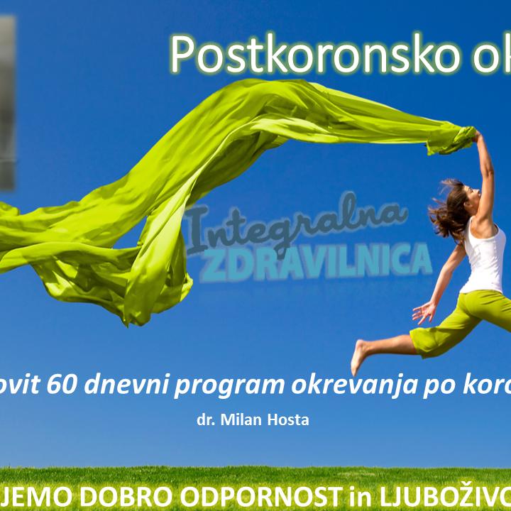 Post-koronsko okrevanje - 60 dnevni program