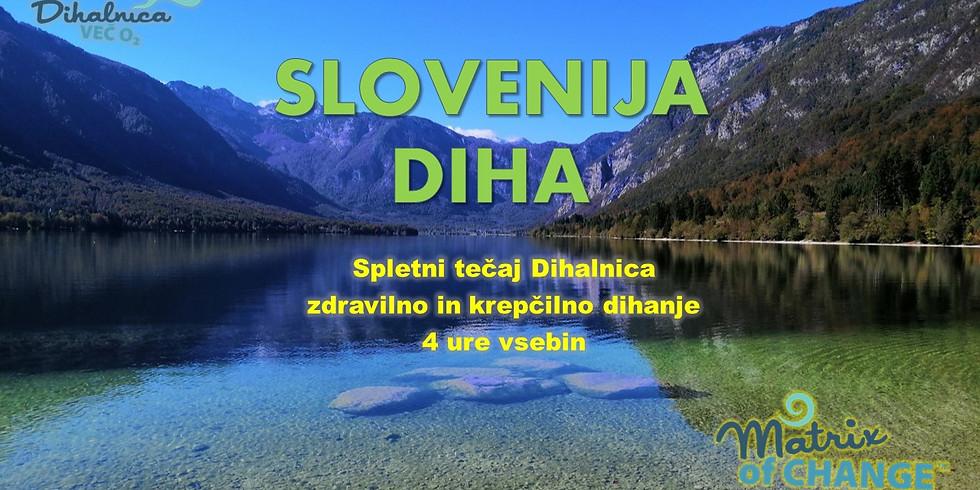 SLOVENIJA DIHA NA POLNO - 2021