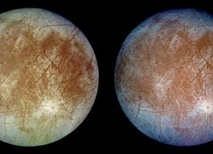 Rückkehr zum Jupitermond Europa