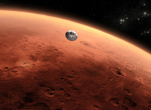 Die Erforschung des Roten Planeten