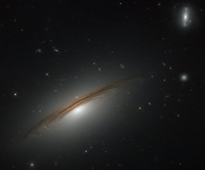 The remarkable galaxy UGC 12591