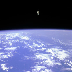 EVA of Mission Specialist Bruce McCandless II