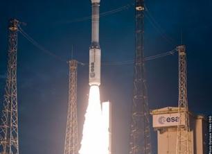 Vega Rakete